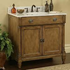 Cottage Bathroom Vanities by Weathered Wood Bathroom Vanities For A Cottage Style Bathroom Are