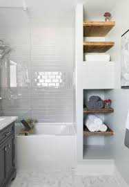 Subway Tiles In Bathroom Best 25 Small Bathroom Tiles Ideas On Pinterest Grey Bathrooms