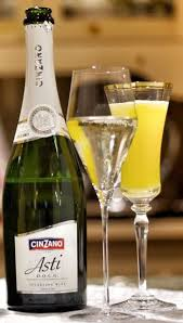 cinzano asti mixing cocktails with cinzano prosecco doc and asti docg pull