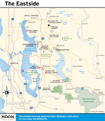 Map Of Washington by Map Seattle Eastside Wire Get Free Images About World Maps