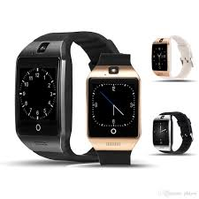 best 2017 bluetooth smart watch q18 smartwatch support facebook