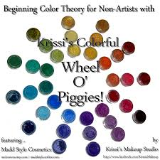 color wheel for makeup artists krissi s studio color theory for non artists part i intro to
