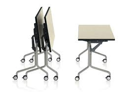 Collapsible Boardroom Table Ki Hurry Up Nesting Tables Flexible Furniture Pinterest