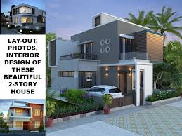 cheap 2 story houses 50 images of 15 two storey modern houses with floor plans and