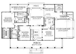 single story house plans with 2 master suites 14 vintage craftsman house plans style for 1 level with 2 master