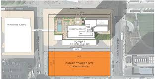 two storey residential building floor plan opus unveils plan for 32 story residential tower on minneapolis