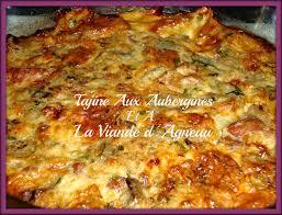 recette amour de cuisine rayan delices tajine aux aubergines et a la viande d agneau