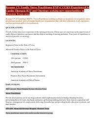 Nursing Resume Experience Professional Nursing Resume Template Professional Nurse Resume