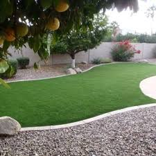 Artificial Grass Backyard Ideas Artificial Turf Next To Pavers For The Home Pinterest