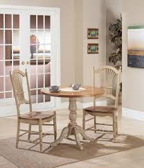 kitchen nook furniture set dining room breakfast nook for two with brown wooden cabinet