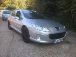 peugeot 407 wagon used peugeot 407 gt for sale motors co uk