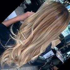 Light Brown Hair Blonde Highlights Les Nuances Blond Café Et Beige Avec Des Vives Couleurs Marqueront