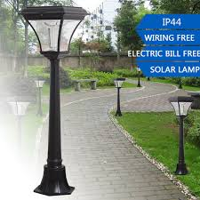 Outdoor Electric Post Lights by Aliexpress Com Buy 1 2m 200lm Super Bright Outdoor Led Solar