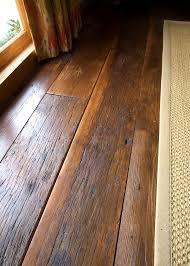 Hardwood Floor Kitchen by Laminate Flooring Wide Plank Distressed Reclaimed Antique