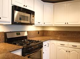 limestone countertops black kitchen cabinet knobs lighting