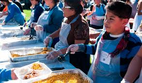 pasadena now a community unites to feed 4 000 at union station