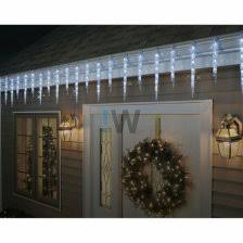 ge led icicle lights costco ge icicle lights 8 ge energy smart icicle led lights costco 5