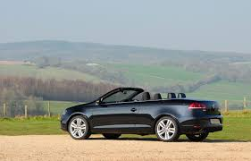 volkswagen convertible eos used vw eos by car magazine