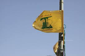 Hezbollah Flag Not All Who Wander Are Lost Baalbek Lebanon