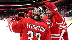long path back to nhl for michael leighton