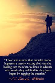 from miracles by c s lewis memorable c s lewis quotes