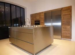cuisiniste brieuc ilot cuisine bois massif 9 cuisine am233nag233e r233alisations