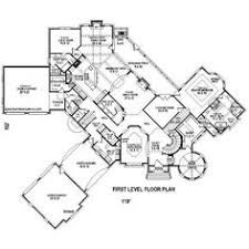 French Country Floor Plans French Country House Plans With Porte Cochere Floor Plan First