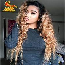 ombre hair color fro african american women blonde ombre hair black women google search hair pinterest