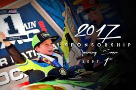 Motocross Sponsor Resume Get Sponsored The 2017 Sponsorship Season Is Open Racer X Online