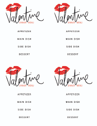 a valentine u0027s day dinner menu to heat up your body heart and soul