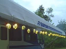 Rv Awning Led Lights Rving The Usa Is Our Big Backyard Motorhome Modifications