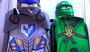lego ninjago halloween costume official lego halloween costumes sneak peek the brick fan the