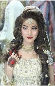 hair styles pakistan latest pakistani bridal hairstyles 2017 for girlslatest bridal