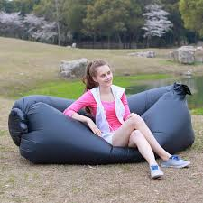 Blow Up Sofa Bed air sofa hangout inflatable armchair air couch large lounge bean