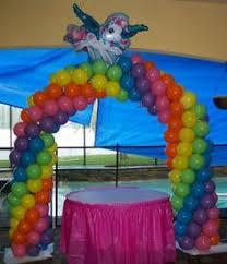 my pony balloons party celebration company special event decor custom