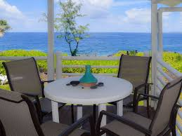 Ocean Spray Beach House Hale Kai Direct Oceanfront Home Near Hilo Vrbo