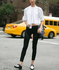 how to wear oxford shoes instyle com