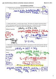 2 stoichiometry mole to mass youtubestoichiometry worksheet