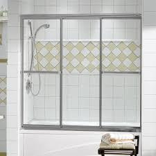 frameless glass tub doors bathroom frameless tub doors lowes shower lowes frameless