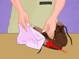 easy ways to get bad smells out of leather wikihow