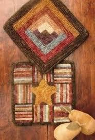 free primitive craft patterns rug hook patterns free patterns