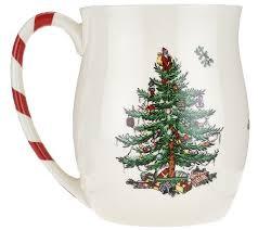 spode tree s 4 14 oz mugs page 1 qvc