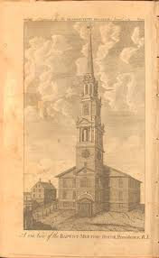 First Baptist Church Union City Home by Religion In Eighteenth Century America Religion And The Founding