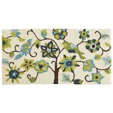 cloud step bird tree memory foam rug pier 1 imports rugs