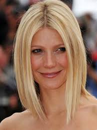 medium haircuts short in back longer in front length hairstyles straight hair
