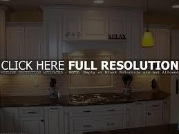 kitchen backsplash ideas for white kitchen cabinets style easy