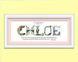 personalized communion gifts communion gifts for boys and personalized