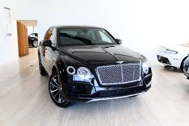 2018 bentley bentayga w12 onyx stock 8n019372 for sale near