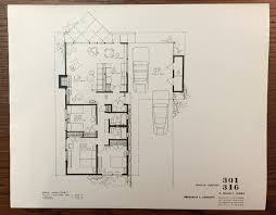 House Plans Bend oregon Beautiful Eichler Design Archives
