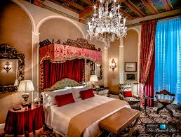 Royal Bedroom by St Regis Luxury Hotel Florence Italy Premium Deluxe